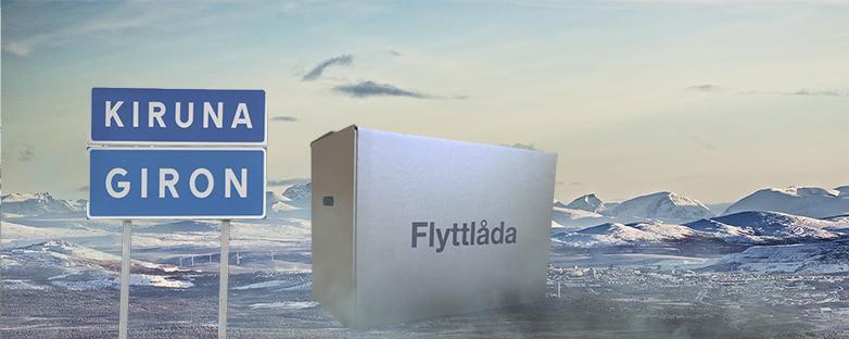 Kiruna flyttfirma
